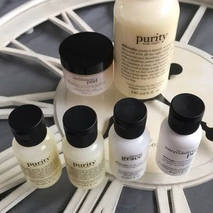 Philosophy Face Wash & Other Products